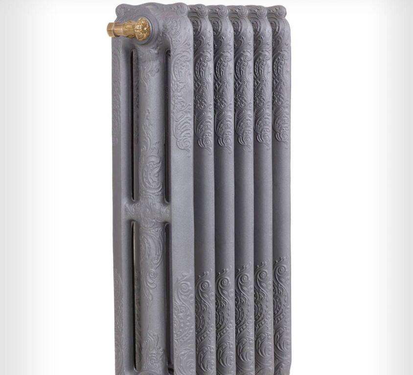 VOLTAIRE 97 (Ύψος: 96.1 cm) BELLE EPOQUE Καλοριφέρ από χυτοσίδηρο