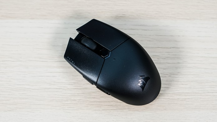 Corsair Katar Pro Wireless Gaming Mouse Review Page 3 Of 4 Thinkcomputers Org