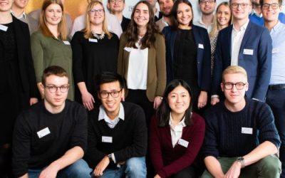 Class of 2019 – Start des ersten Digitalstipendiums Deutschlands