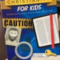 Cold Case Christianity for Kids!