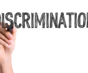Discrimination Policy Discriminates Against Me?