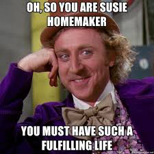 Just a Homemaker Apologist