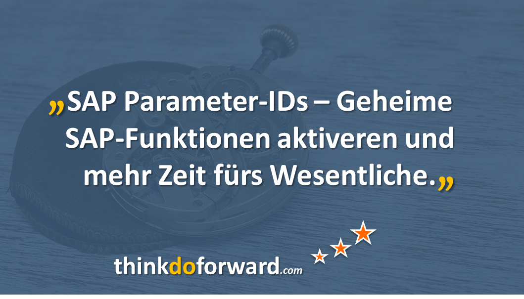 sap_parameter_id
