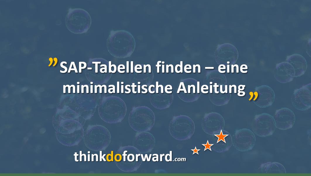 sap_tabelle_finden