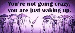 Awake not Crazy