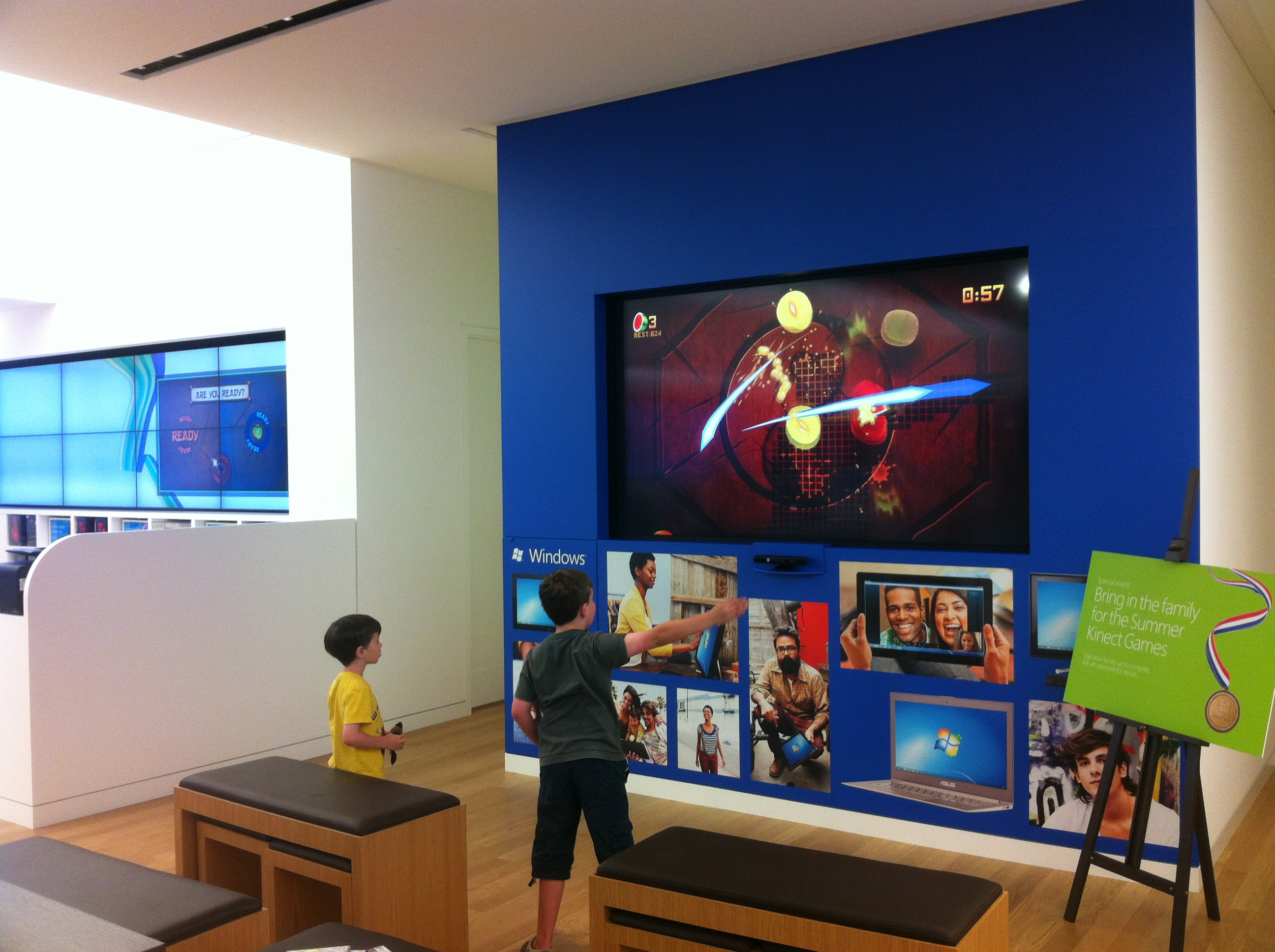 A visit to the Microsoft Store in Danbury CT