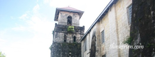 Bell tower of Baclayon Church