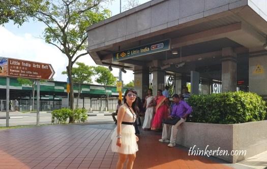 Little India Singapore MRT