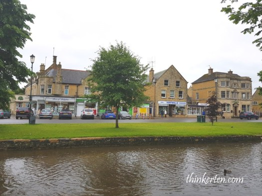 Bourton-on-the-Water at Cotswolds