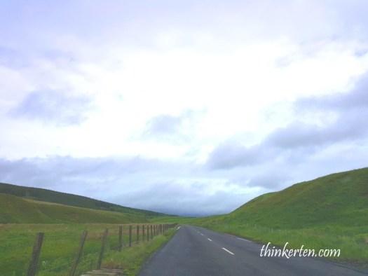 Scotland Highland Drive