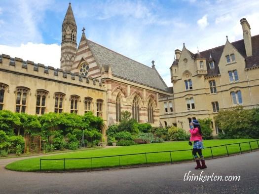Oxford Campus UK