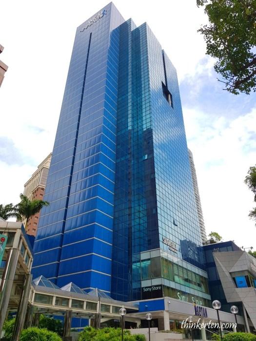 Wisma Atria Orchard Road Singapore