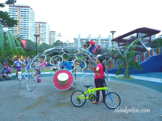 Marine Cove Playground East Coast Park Singapore