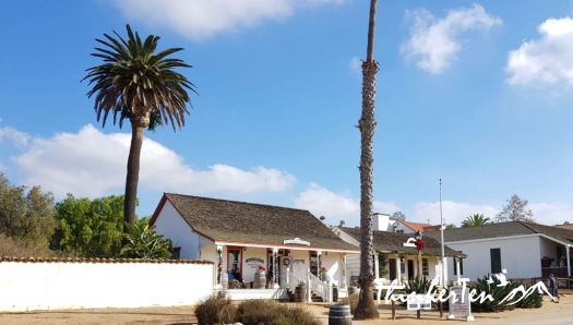 San Diego Old Town - the Birthplace of California