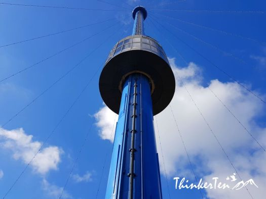 Sky Tower at Sea World San Diego