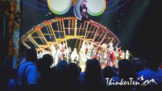 Michael Jackson ONE Show at Mandalay Bay Las Vegas
