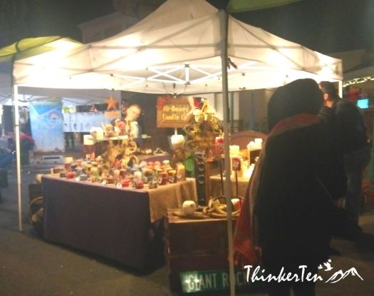 Village Fest Night Market at Palm Springs
