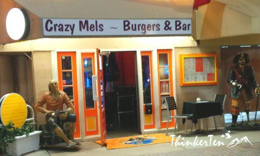 Crazy Mels - Burgers & Bars