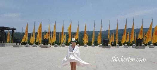 Yellow Emperor Shaanxi China