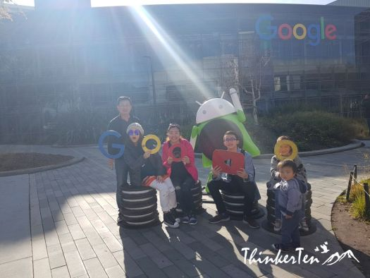Googleplex Silicon Valley