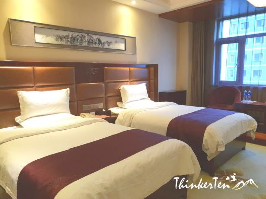 Hotel Review : LV Zhou Holiday Hotel In Zhangye Gansu, Silk Road China