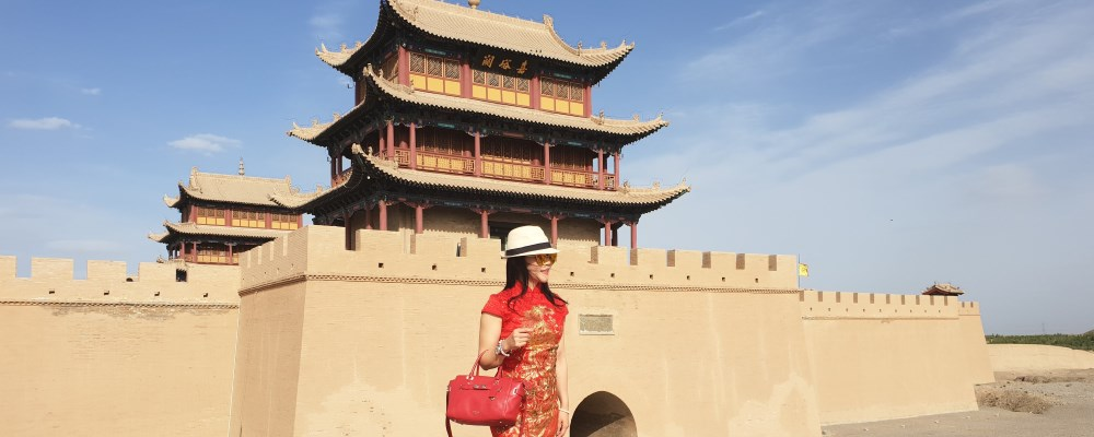 Silk Road China - Top 10 things to see in Jiayuguan Great Wall, Gansu