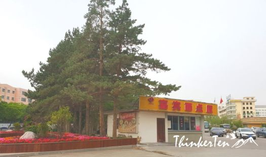 China : Gansu - Jiayuguan Hotel Review & Luminous Cup - 葡萄美酒夜光杯!