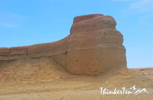 Xinjiang : Urho Ghost City & Karamay Oilfield 魔鬼城 & 克拉玛依油田