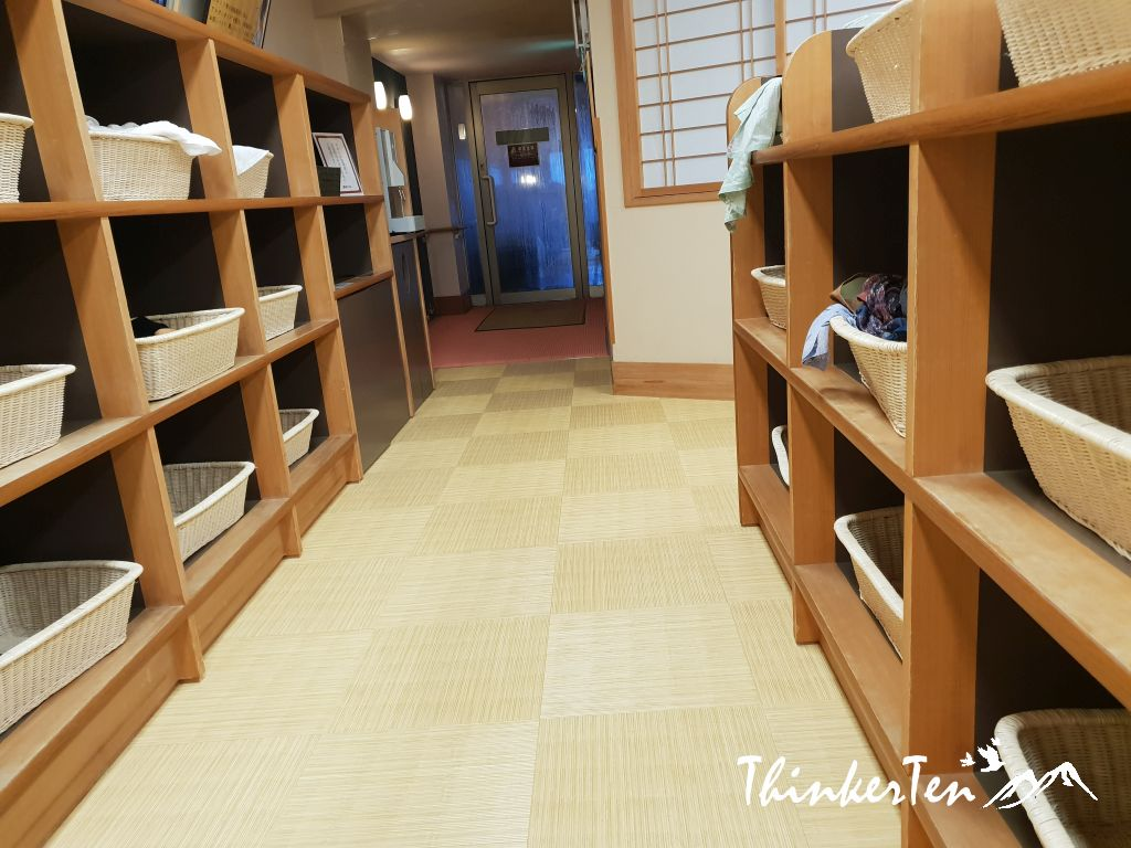 Japan Traditional Ryokan Review : Experience Onsen, Futon Bed on Tatami Floor, The Sliding Paper Door, Japanese Dinner in Yukata Robe, Manga Corner & Karaoke in Yukai Resort Dogo Saichoraku at Matsuyama City, Ehime Prefecture, Shikoku