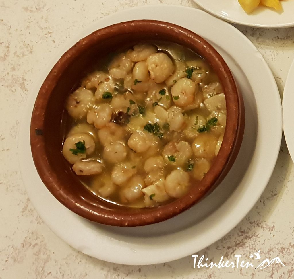 Tapas all day in Madrid - Lunch & Dinner Review