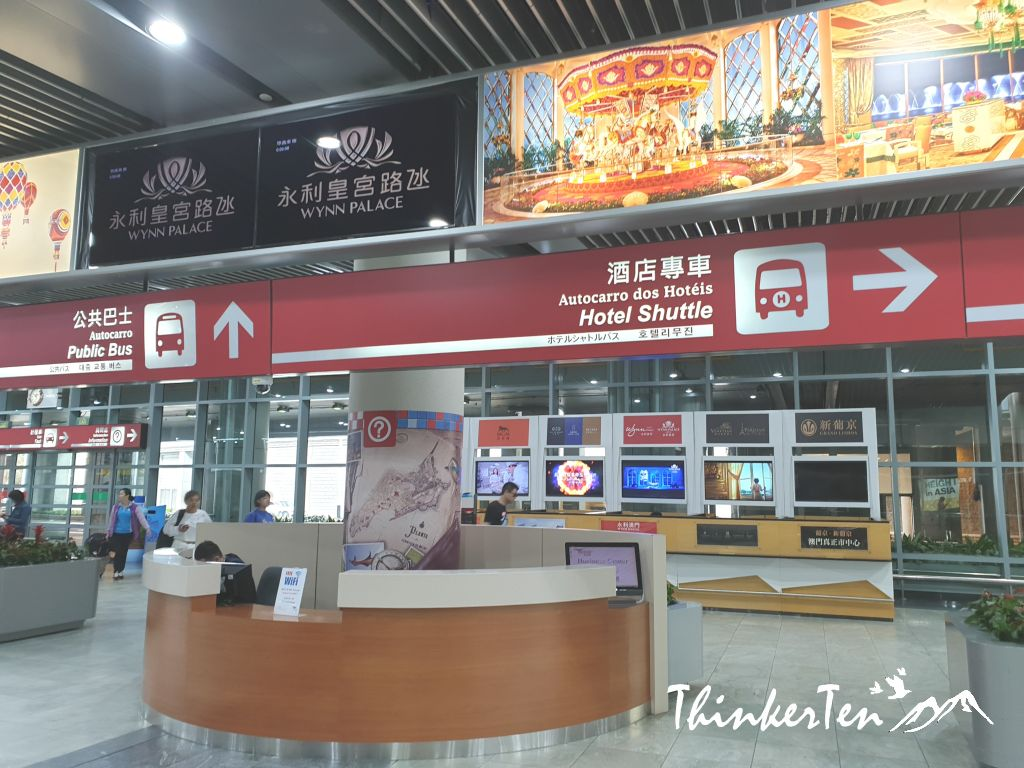 Macau International Airport Review