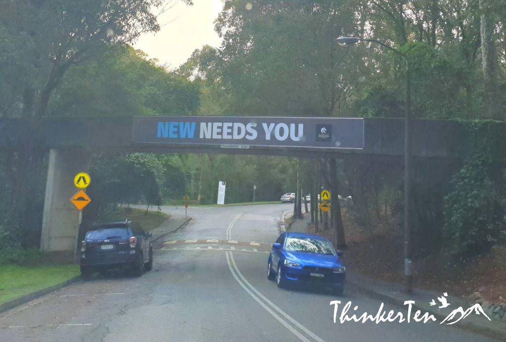 Jack Ma & Newcastle University Australia