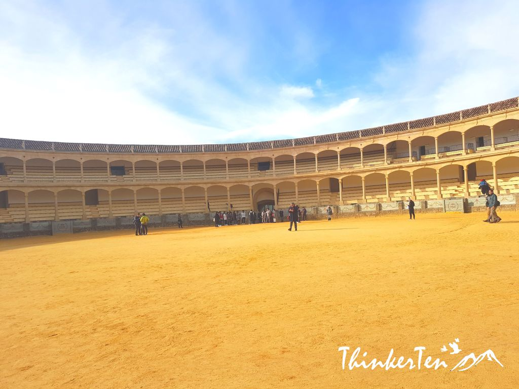 Learn about Bullfights in Ronda Bullring in Spain