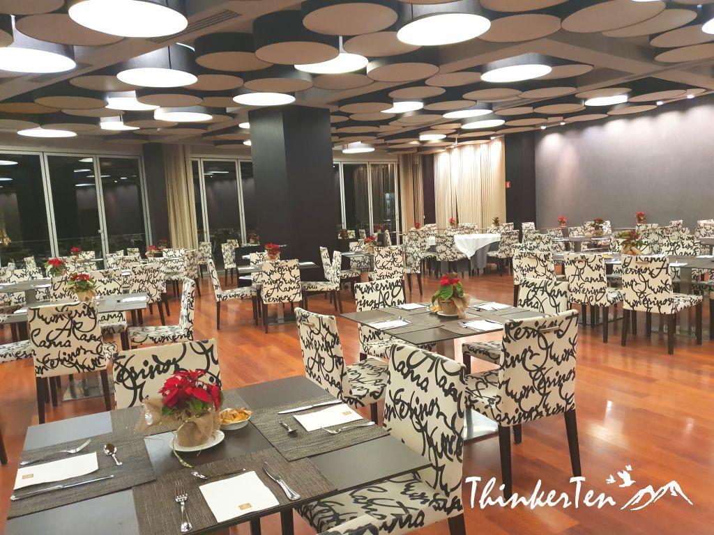 Abades Nevada Palace, Granada Hotel Review - Spain