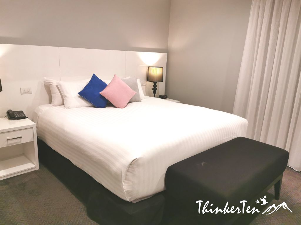 Australian's Capital - Canberra Rex Hotel Review