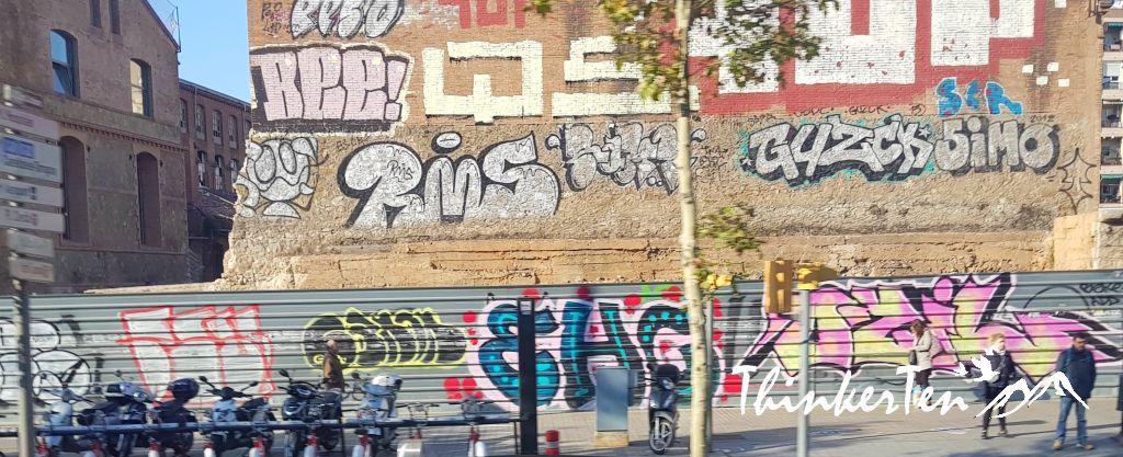 Spain - Barcelona Street Arts