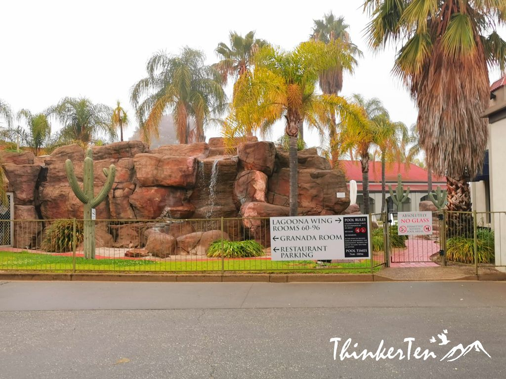 Quality Resort Siesta, Albury Australia Review