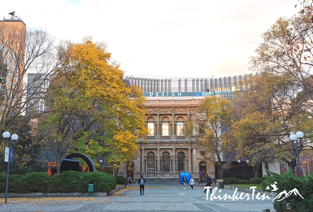 Most Prestigious University in Australia - The University of Melbourne