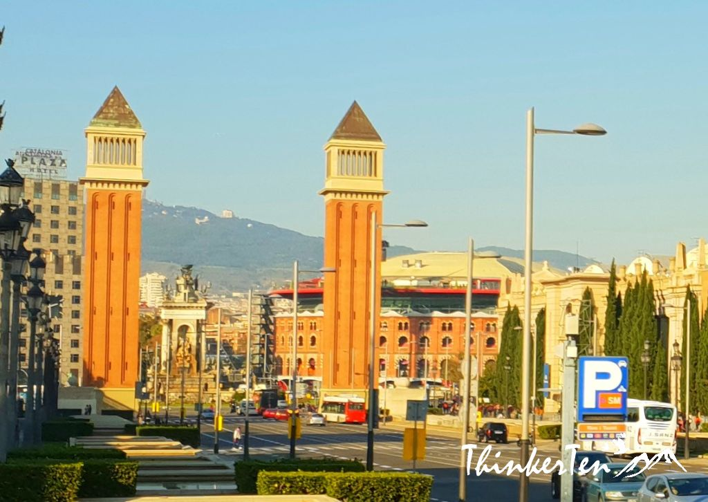 Spain : Barcelona City Tour
