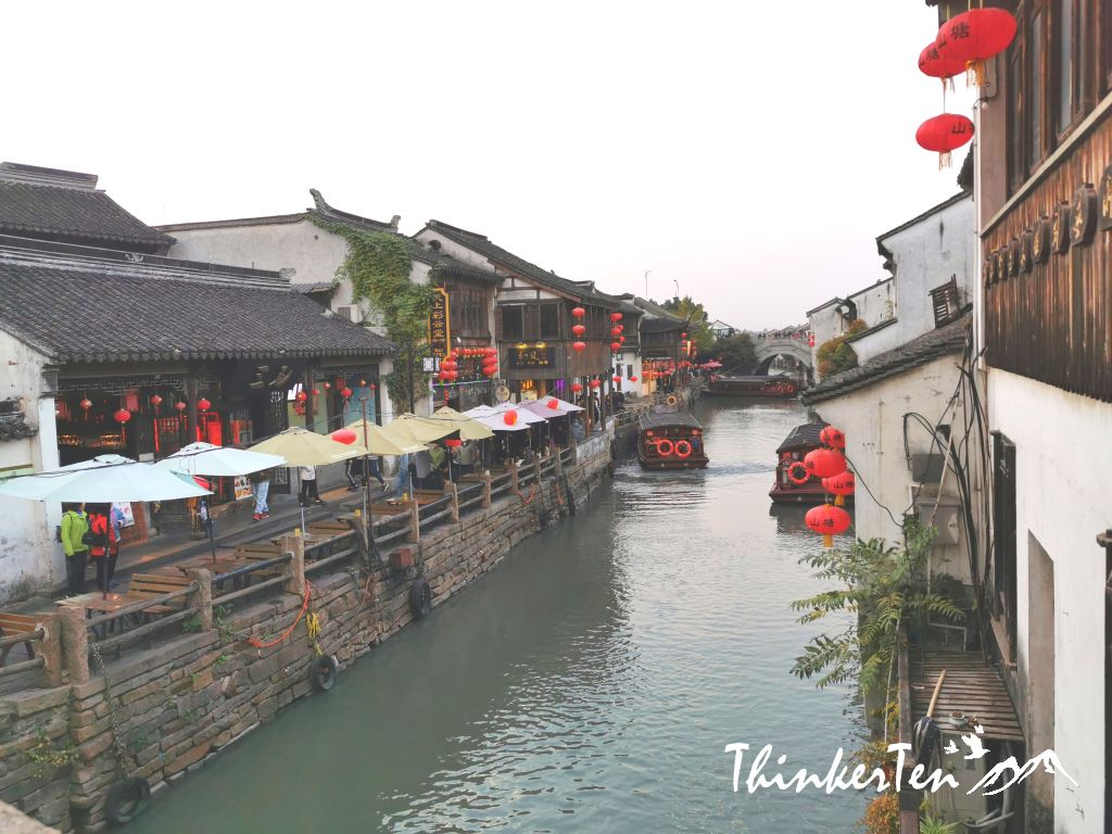 Shantang Street - Memory of old Suzhou 苏州七里山塘