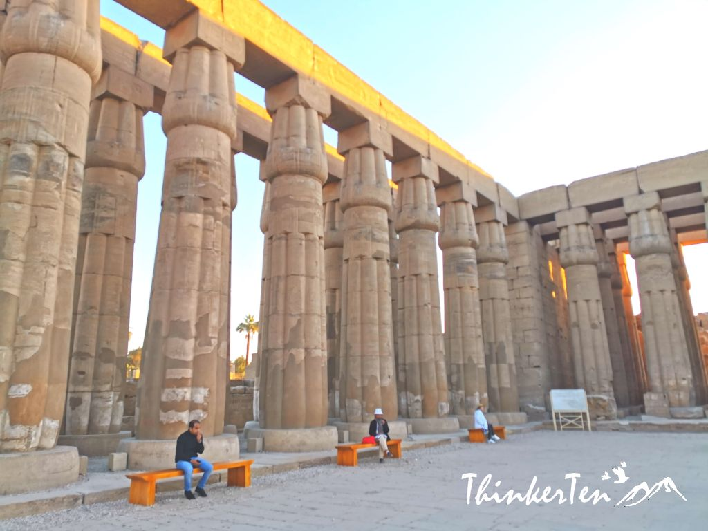 12 Things about Luxor Temple in Egypt