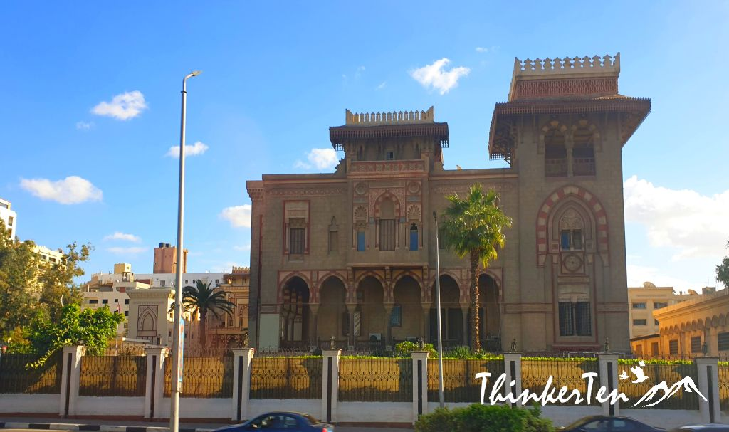 Traveling from Aswan to Cairo by Plane and A little bit about Cairo City