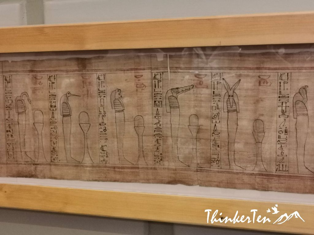 18 Treasures in Cairo Museum
