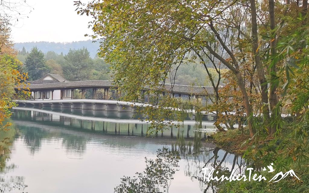 Hidden Gem in West Lake Hangzhou - Ji Hongqiao 霁虹桥