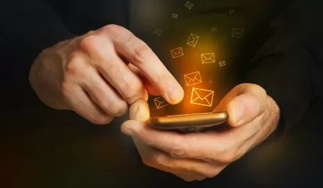 email and text message marketing