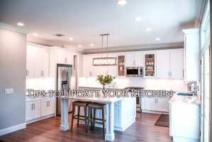 12 Amazing and Cheap Kitchen Update Ideas   Think For Home