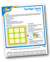 Brainteasers - Magic Square