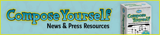 Compose Yourself Banner