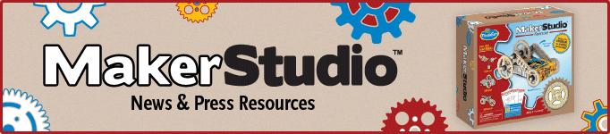 Maker Studio Banner