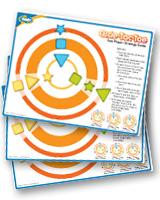 Circle Tac Toe Strategy